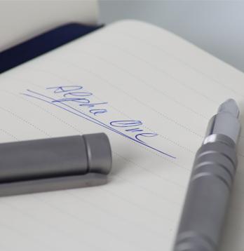 Taktischer Kugelschreiber